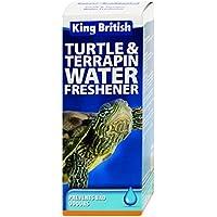 King British Turtle and Terrapin Water Freshener, 100 ml