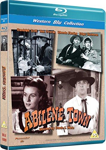 Preisvergleich Produktbild Abilene Town [Blu-ray] [Region Free]