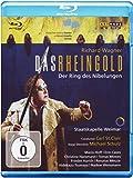 Wagner: Das Rheingold [Blu-ray] [2009] [Region Free]