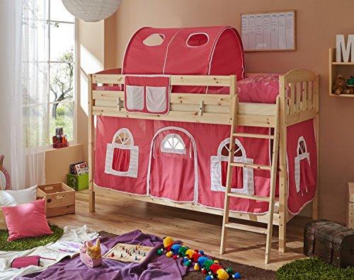 Ticaa Etagenbett Erni : Massivmoebel etagenbetten online kaufen möbel suchmaschine