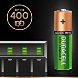 Duracell Recharge Plus Type AA Battery - Multicolour (Pack of 4)