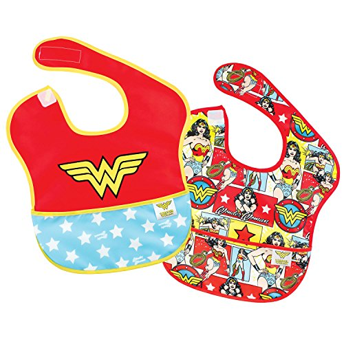 bumkins-impermeable-superbib-6-24-meses-wonder-woman-icon-talla6-24-months