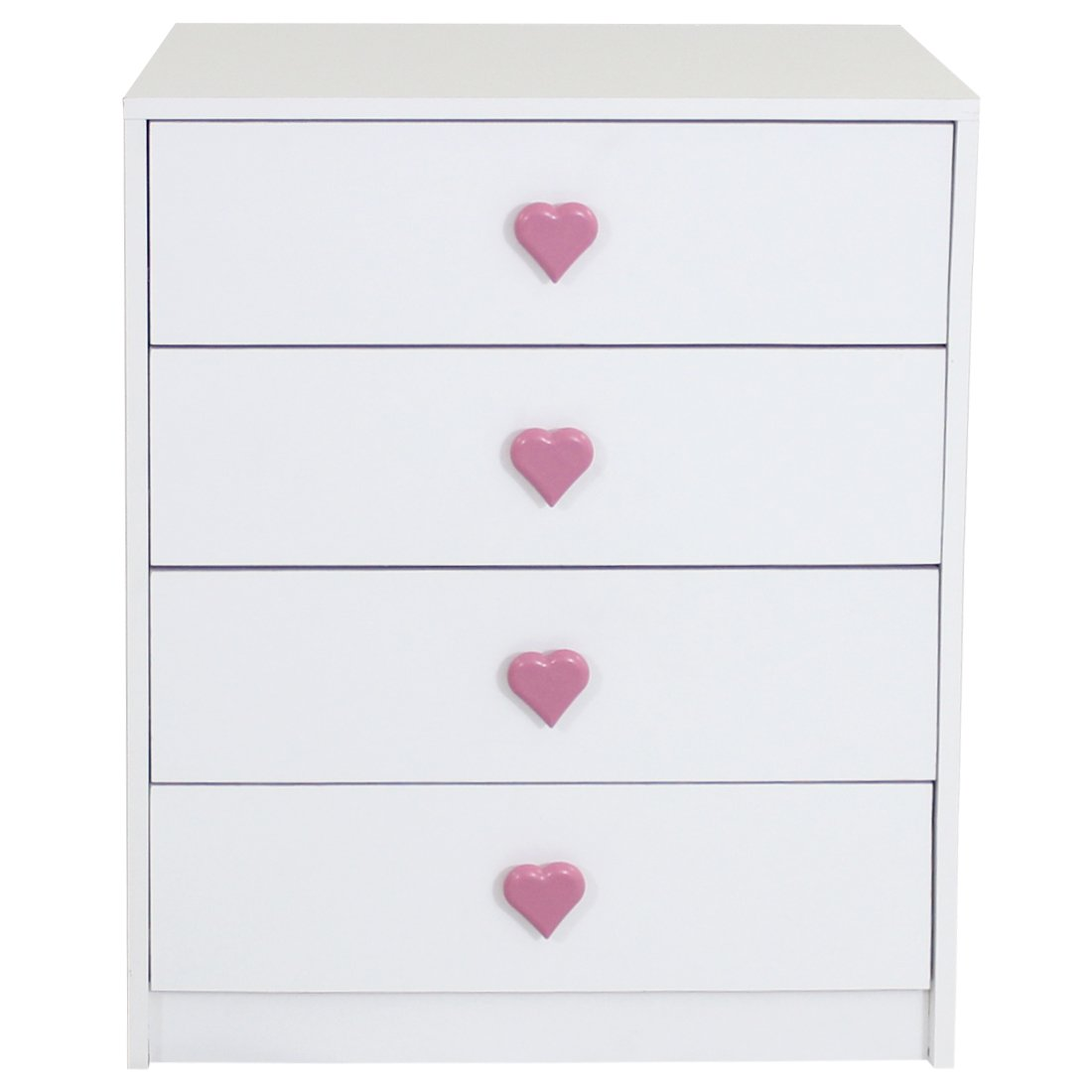 Devoted2Home Children\'s Bedroom Furniture with Chest of 4 Drawers ...