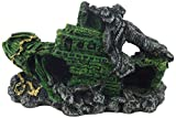 AquarLine Galeone auf Felsen Ornament