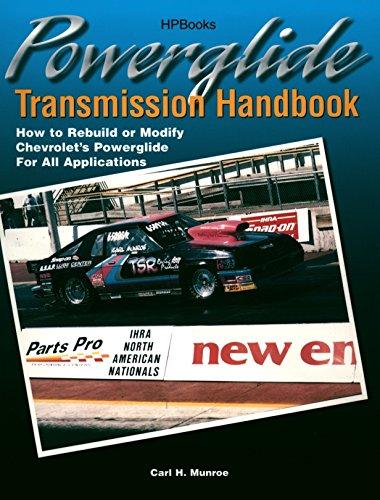 Powerglide Transmission Handbook por Carl H. Munroe