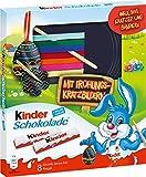 Kinder Schokolade - Frühlings-Kratzbilder - 100g