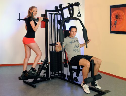 Christopeit Fitness Station Profi Center de Luxe