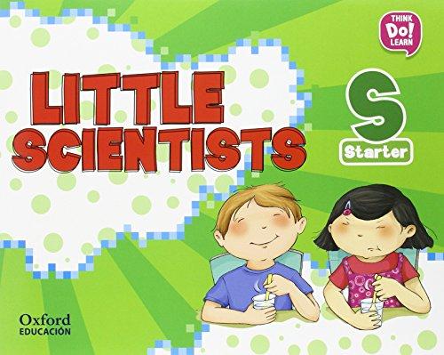 Little Scientists Starter - 9780190508944