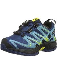 Salomon Xa Pro 3d Cswp - Zapatillas de Entrenamiento Unisex Niños