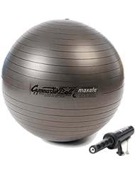 "Pezzi Ball MAXAFE Gymnastik- und Sitzball inkl. Ballpumpe ""Rapid Plus"""
