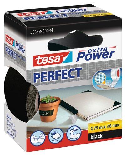 Tesa 56343-00034 Gewebeband, 38mm x 2,75m