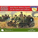 Plastic Soldier 1/72 British Universal Carrier # WW2V20007 by Plastic Soldier Company