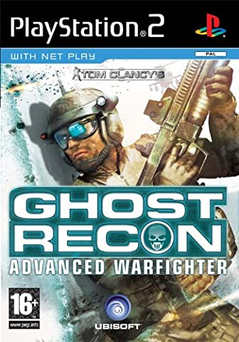 PS2 TOM CLANCY'S GHOST RECON : ADVANCED WARFIGHTER