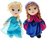 Disney 201790 - Plüsch Frozen - ELSA & Anna, 30 cm
