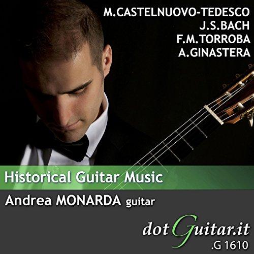 Historical Guitar Music