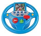 WinFun Geräusche Sound Lenkrad Kinder Fahrsimulator Auto Cockpit Fahrschule