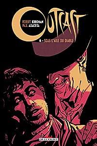 """Afficher """"Outcast n° 4 Sous l'aile du diable"""""""