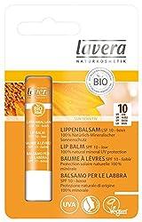 UV-Index: Schutzmaßnahmen Lippenpflege mit Lichtschutzfaktor