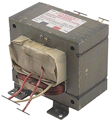 HV-Transformator DPC12136114TA für Mikrowelle primär 230V 50Hz (Mikrowelle Transformator)
