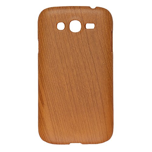 iCandy™ Plastic Hard Back Cover For Samsung Galaxy Grand S9082 / Grand Neo S 9060 - Wooden  available at amazon for Rs.99