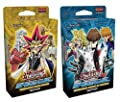 Yu-Gi-Oh! SS01/SS02 Speed Duel Starter Decks Set de 2 Destiny Masters et Duellistes de Tomorrow