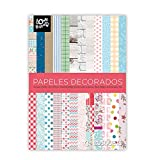 Carta per Scrapbooking in formato A4