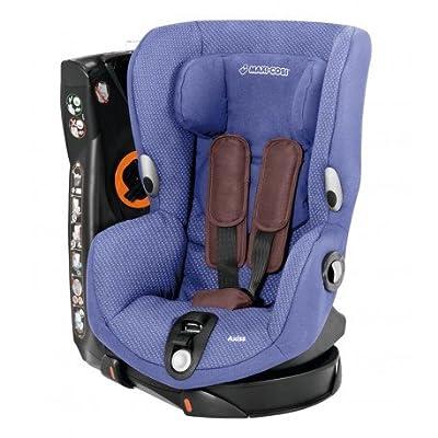Bébé Confort Axiss – Silla de coche grupo 1, desde 9 hasta 18 kg, color marrón/azul