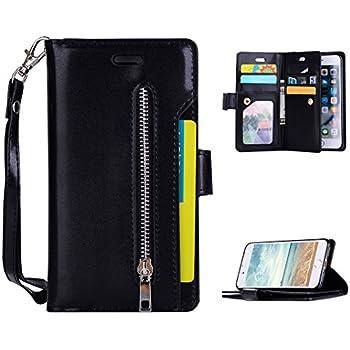 Dooki WR4 Supporter Flip Pochette Portefeuille PU Cuir Couverture Housse Coque Etui pour iPhone 6S / 6 avec Crédit Carte Tenant Fente iPhone 6 / 6S Coque