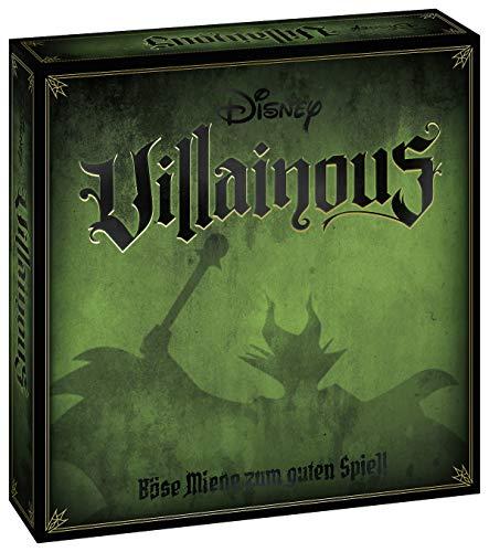 Wonderforge 26055 Spiel Disney Villainous (Brettspiele)