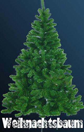 """1Stk. Künstlicher Weihnachtsbaum """"Grün"""" Tannenbaum Inklusive Christbaumständer H180cm / 500 Spitzen / Ø110cm / Weihnachtsdekoration Künstliche Tanne Luxus Edition"""