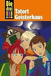 Die drei !!!, 45, Tatort Geisterhaus
