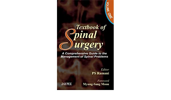 Buy Textbook of Spinal Surgery (Set of 2 Vols) Book Online at Low