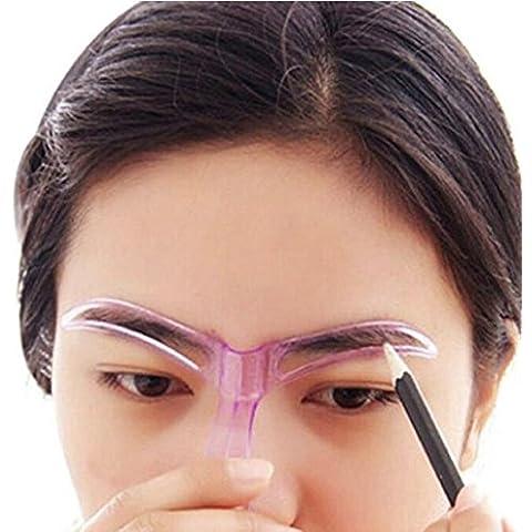 Sannysis herramienta de maquillaje para pestañas y cejas, Pestañas postizas