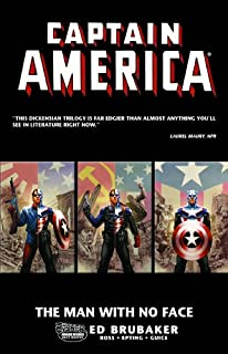 Captain America: The Man with No Face (0785131639) | Amazon price tracker / tracking, Amazon price history charts, Amazon price watches, Amazon price drop alerts