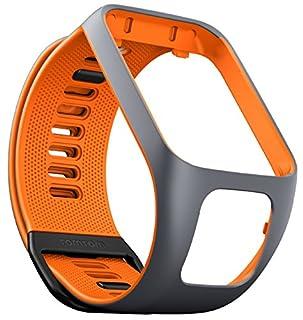 TomTom - Bracelet pour Montre TomTom RUNNER 3, SPARK 3, RUNNER 2 & SPARK - Taille Large - Gris/Orange (B01K4BXA3I) | Amazon price tracker / tracking, Amazon price history charts, Amazon price watches, Amazon price drop alerts