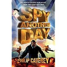 Spy Another Day (Movie Maniacs)