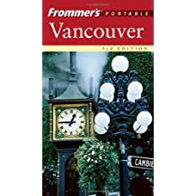 Frommer's Portable Vancouver