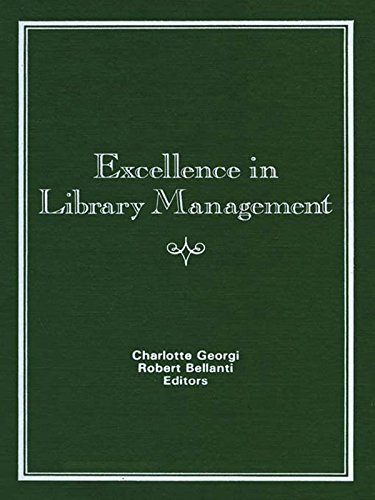 Excellence in Library Management (English Edition)