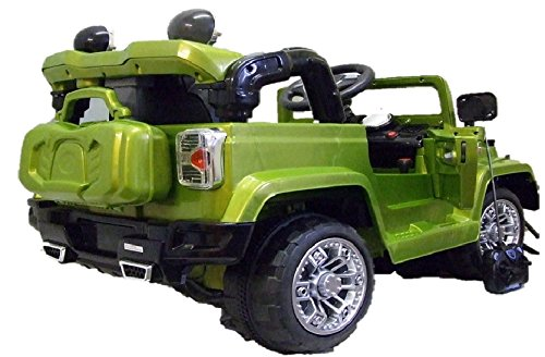 Price comparison product image KIDS RIDE ON WRANGLER JEEP ELECTRIC CHILDRENS 12V BATTERY
