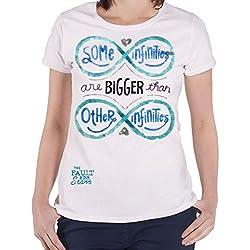 Camiseta algunos infinitos