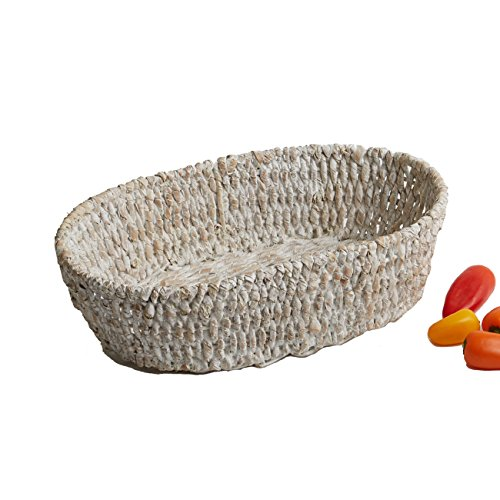 ißwaschung ABACA Ovaler Korb (Utensil Caddy Korb)