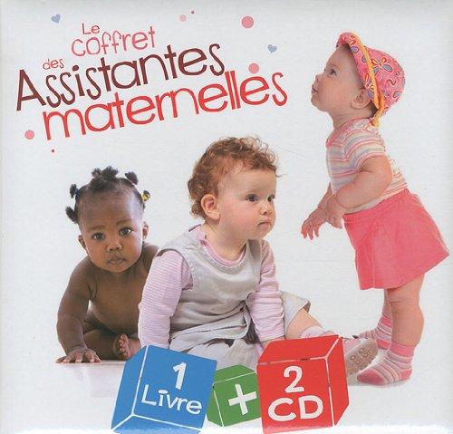 Le coffret des Assistantes maternelles (2CD audio)