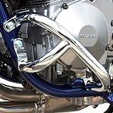 Pare Carter Fehling Suzuki Bandit 600 S 96-04 argent