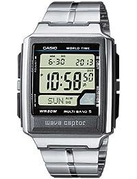 Casio Wave Ceptor Herrenuhr Digital mit Edelstahlarmband – WV-59DE-1AVEF
