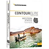 Lakemaster Contour Elite Software-West States