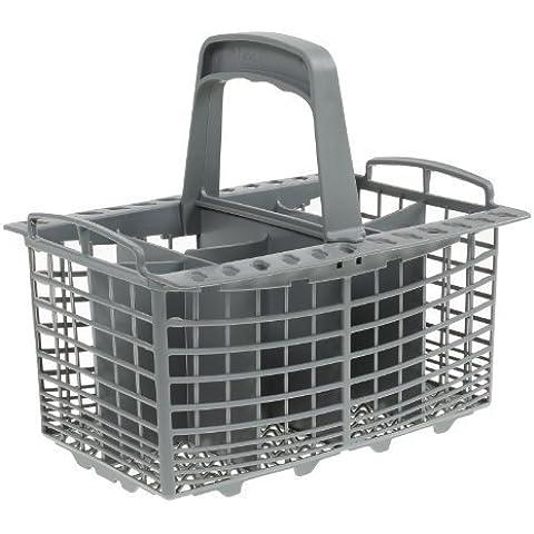 First4Spares–Cestino per posate per lavastoviglie Hotpoint (12cm X 13Cm X 24cm)
