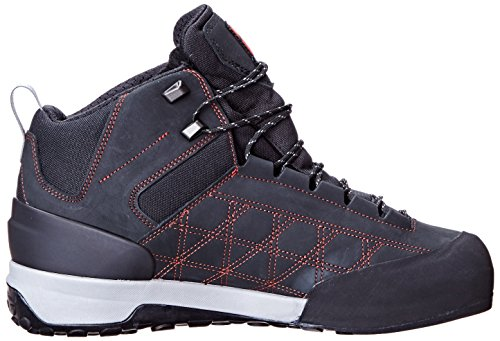 Five Ten Guide Tennie Mid GTX Approachschuhe Schwarz Rot