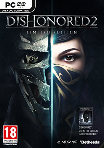 Dishonored 2 Limited Edition (PC DVD) [UK IMPORT] (Dishonored Special Edition)