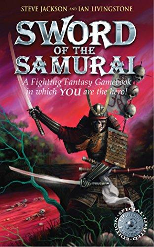 Ff 25: Sword of the Samurai (Fighting Fantasy)