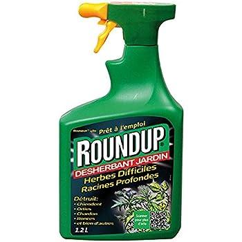 Roundup Devitalisant De Souche Et Racine D Arbre 250 Ml Amazon Fr